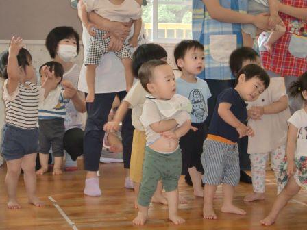 7月7日(水)誕生会・七夕の集い�